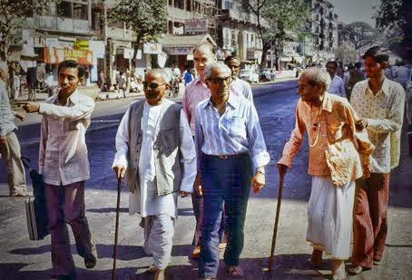 063-Maharaj on routine walk.jpg