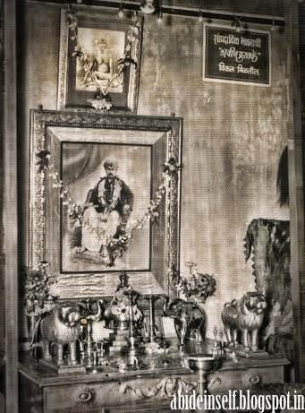 092-The Altar at Nisargadatta Maharaj's residence.jpg