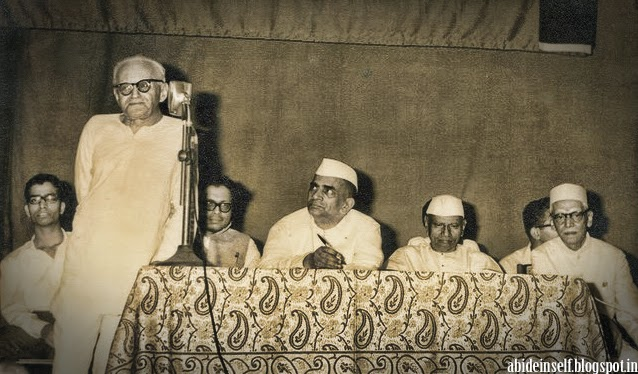 120-Nisargadatta Maharaj and Maurice Frydman.jpg