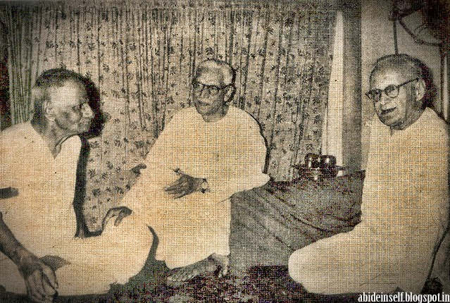 142-Nisargadatta Maharaj with Maurice Frydman.jpg