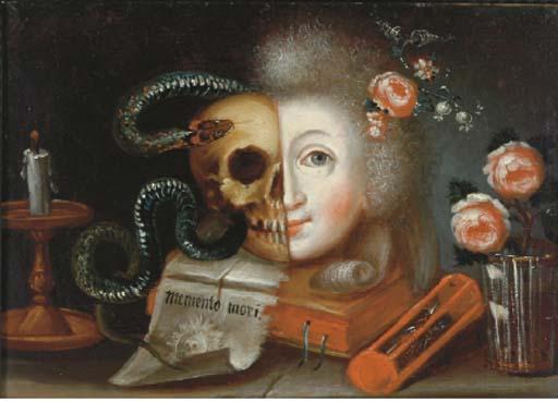 austrian vanitas, 18th c.jpg